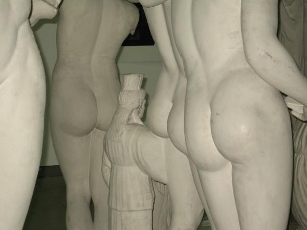Au Musée des Moulages (Lyon)